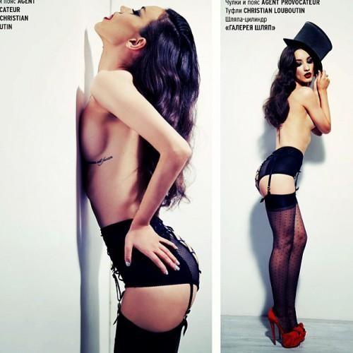 В. Дайнеко в 3-й раз будет на обложке Playboy