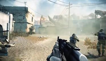 Обнародован трайлер Warface для Xbox 360