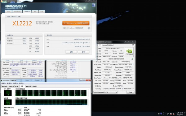 Итоги испытания микропроцессора Core i7-4960X