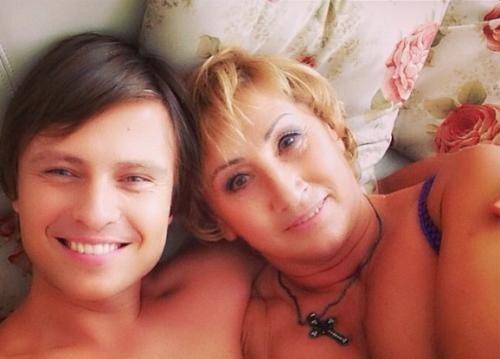 Пров Шаляпин обнародовал сексуальное фото