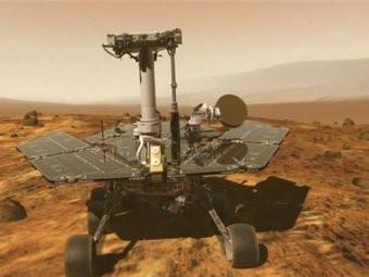 Curiosity снял погожее затмение на Марсе