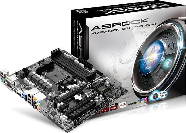 ASRock продемонстрировала свежие оперативные памяти на чипе AMD A88X