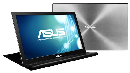 """Asus MB168 Серии: 15,6"""" экраны шириной 8 миллиметров"""