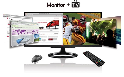 «ЭлДжи» продемонстрирует экраны и телевизор серии UltraWide