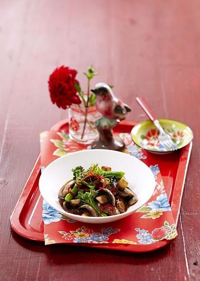 Аппетитные и необходимые яства с брокколи