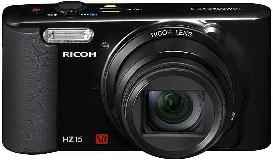 Малогабаритная камера Ricoh HZ15