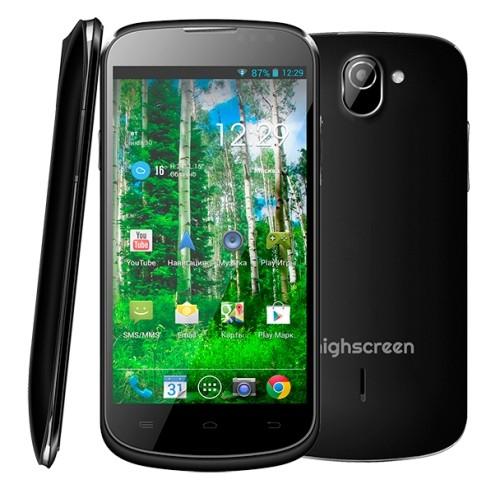 Highscreen Alpha Rage: двухсимочный телефон