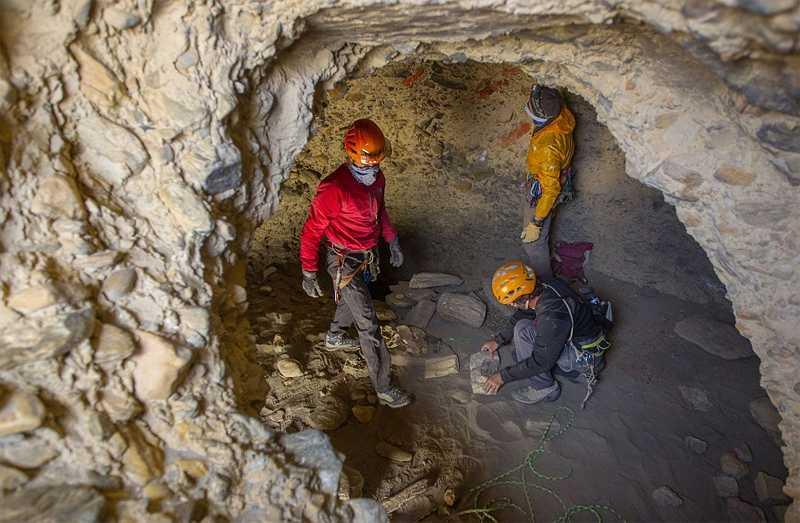 Археологи разгадывают тайну дикого города в Непале (ФОТО)