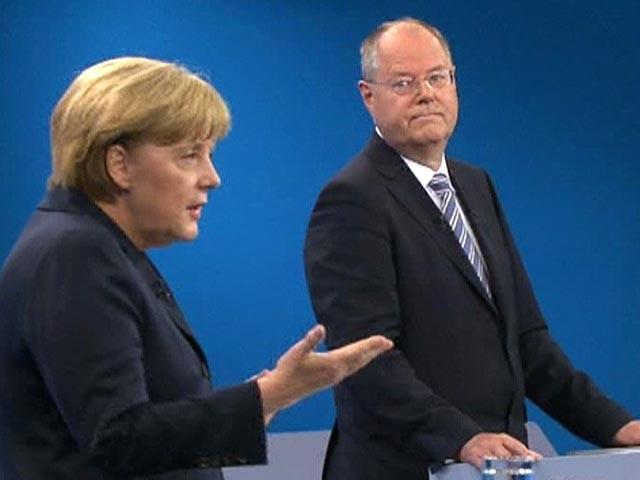 Германцы возмущены «неправильным» ожерельем Меркель