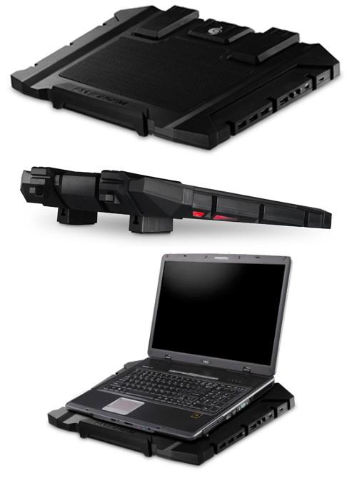 Cooler Мастер CM Storm SF-15: вентилятор для игровых компьютеров