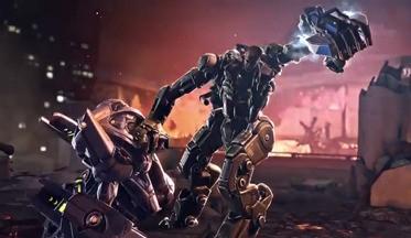 Трайлер игры XCOM: Enemy Within - автомашины битвы