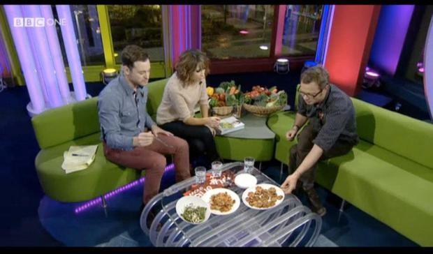 Требования пищи и рецепт тарта со свеклой от английского повара
