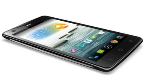 Acer продемонстрировала официально собственный свежий телефон Liquid С2