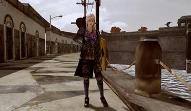 Lightning Returns: Final Fantasy 13 - японские костюмы