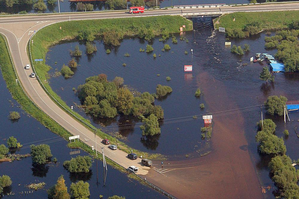 Хабаровск под воду не уйдет (ФОТО)