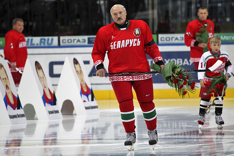 Выбор забавных выражений Александра Лукашенко