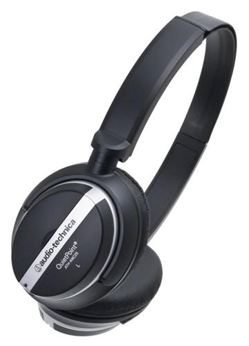 Audio-Technica ATH-ANC25: наушники c функцией шумоподавления