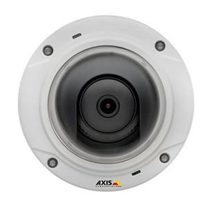 Axis М3025-VE: вандалозащищённая купольная камера