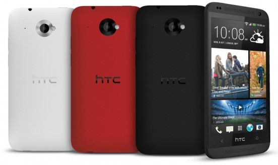 "HTC Desire 601: подходящий LTE-смартфон с 4,5"" qHD-экраном"