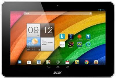 Acer продемонстрирует свежий планшетник на основе Андроид на IFA 2013