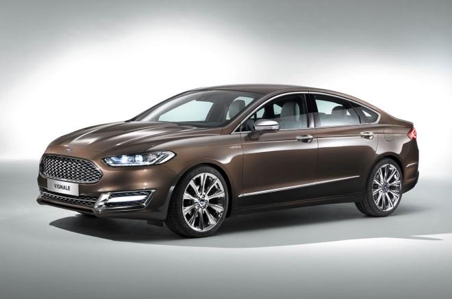 Форд хочет в премиум класс (ФОТО)