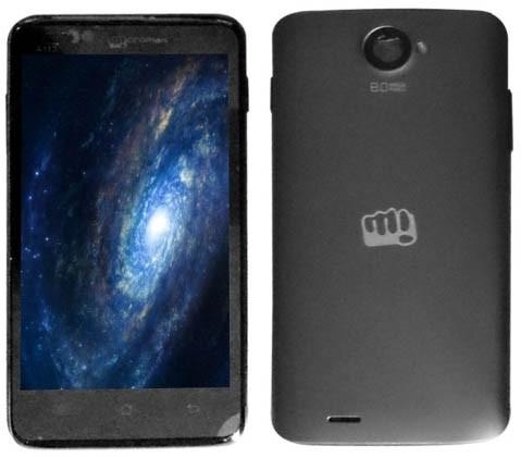 Micromax Canvas Ego A113 — 4-ядерный телефон