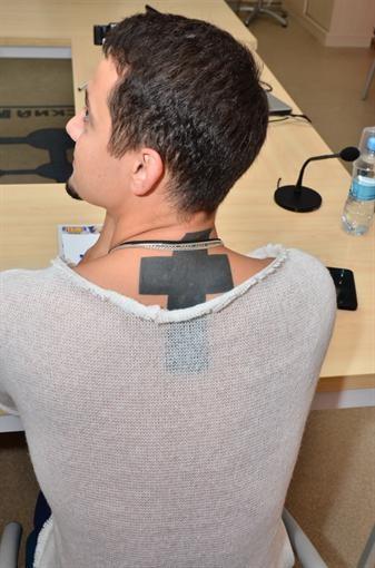 Станислав Шуринс открыл секрет собственной новой тату
