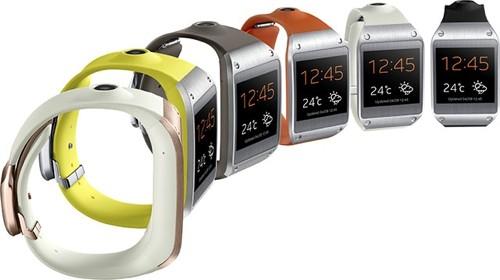 «Самсунг» произвел «умные часы» прежде, чем Эпл