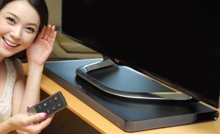 «ЭлДжи» продемонстрирует новые модификации аудио- и видеоустройств