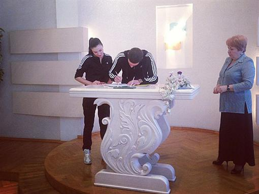 Солистка Анастасия Приходько вновь вышла замуж