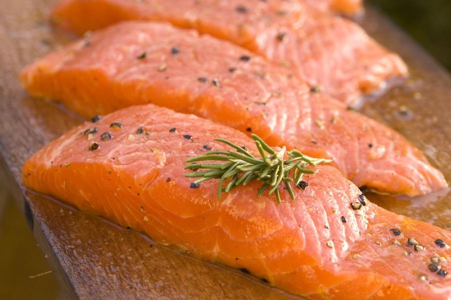 Океанская рыба сохранит людей от атеросклероза