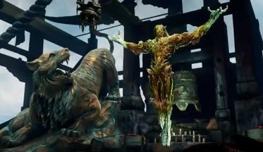 Видео Killer Instinct: раскраски воинов