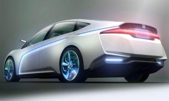Организация Хонда продемонстрировала самый бережливый во всем мире авто