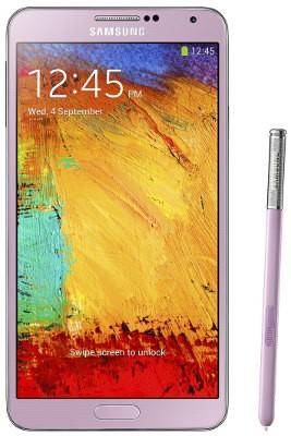 «Самсунг» показала миру телефон Галакси Note 3