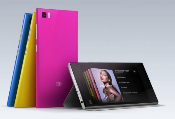IFA 2013: свежий флагман MiPhone 3 от Xiaomi