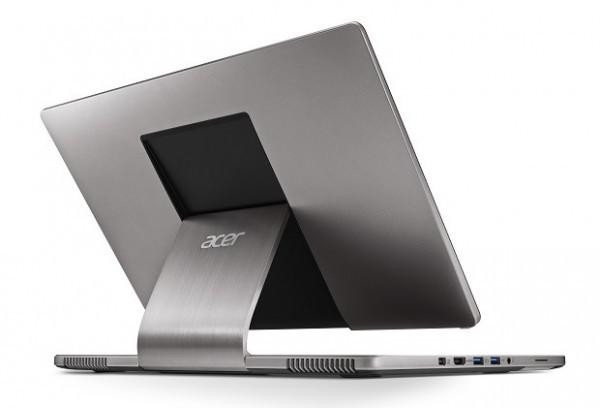 Acer обновила конфигурацию ноутбука-трансформера Aspire R7