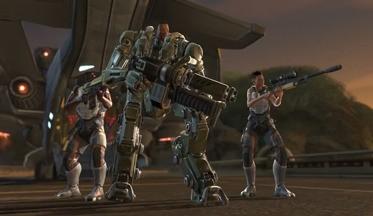 XCOM: Enemy Within - сражение на дамбе (ВИДЕО)