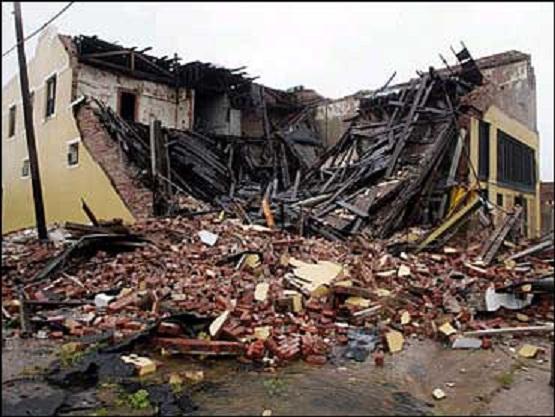 Дома, в котором проживал Михаил Грушевский, больше нет