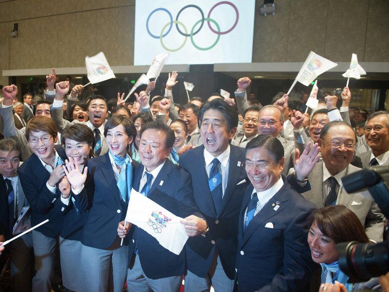 Токио выбран для выполнения летних Олимпийских игр-2020