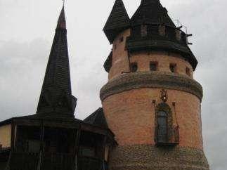 Самый удивительный дом Украины - замок под Одессой