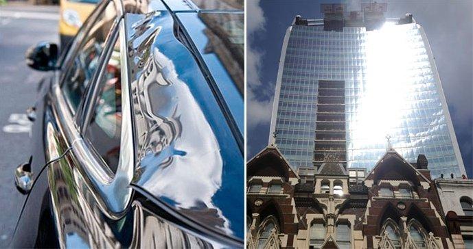 """В Лондоне есть """"улица-сковородка"""", на которой все плавится"""
