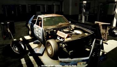 Bugbear Некст Car Game возникла в Steam Greenlight (ВИДЕО)
