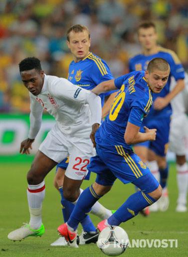 Секрет грядущего результата Украины в поединке с Англией