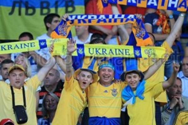 Украина - Великобритания: букмекеры очевидного победителя не видят