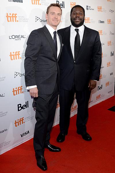 Брэд Питт и Бенедикт Камбербэтч засветились в Торонто (ФОТО)