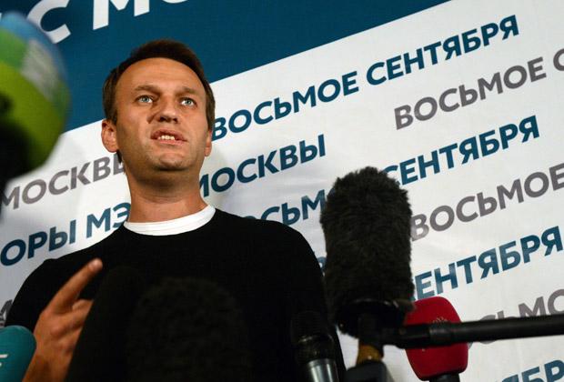 Собянин обогнал Навального на отборах градоначальника Города Москва