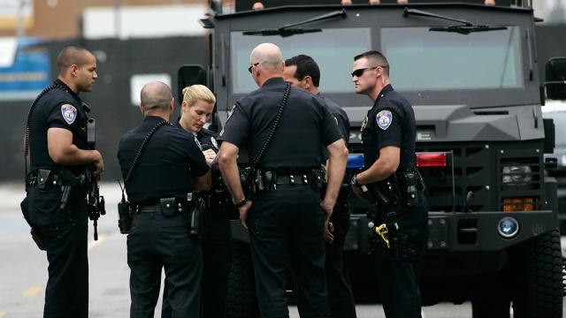 В Соединенных Штатах полицейский часть застрелил 107-летнего старого человека