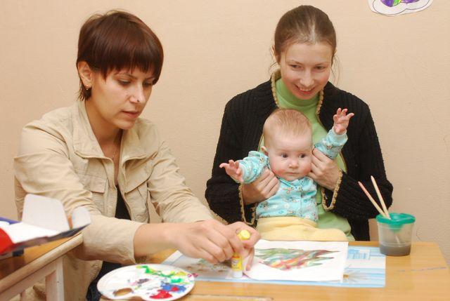 Исследователи: Разум малыша находится в зависимости от его питания и интересов