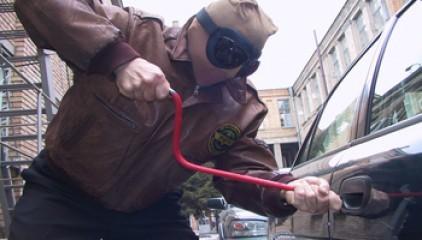 Государственная автоинспекция сообщила, где в Киеве намного чаще угоняют авто