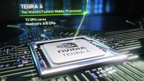 Известность мобильной программы Nvidiа Tegra 4 растёт